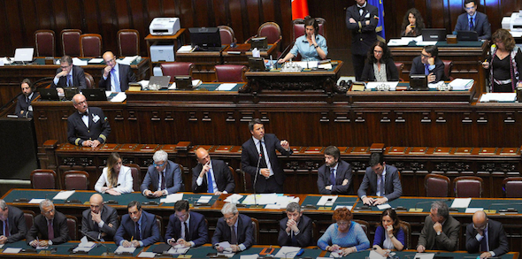 Senato, approvata la risoluzione di maggioranza in vista del Consiglio Europeo del 25 e 26 giugno