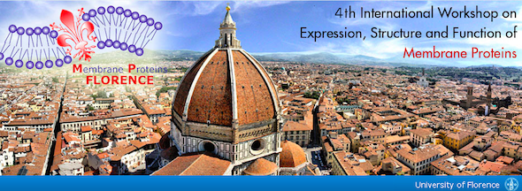 "Firenze, IV edizione ""International Workshop on Membrane Proteins"""