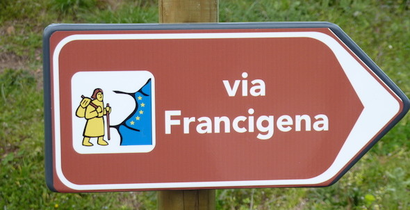 """Senato, sottoscrizione della mozione sulla """"via Francigena"""""""