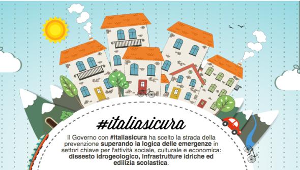 #Italiasicura, ogni giorno una scuola rinnovata