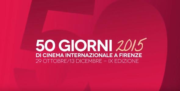 "Firenze, ""50 giorni di Cinema Internazionale"""