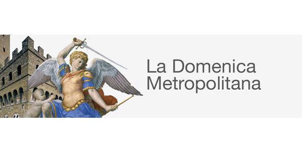 "Firenze, 1 novembre: torna ""La Domenica Metropolitana"""