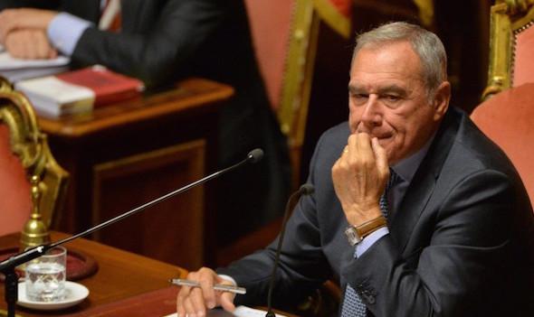 Riforme. Di Giorgi: opposizione sguaiata, Grasso esempio di dignità istituzionale