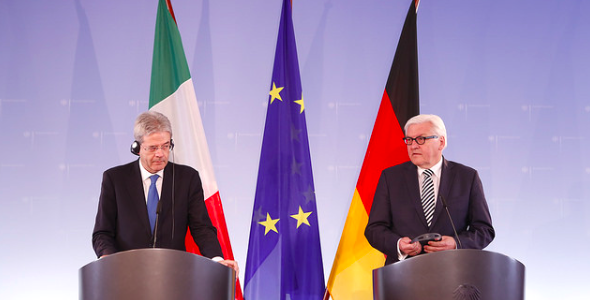 Sfida migratoria, più unione e coesione tra Italia e Germania