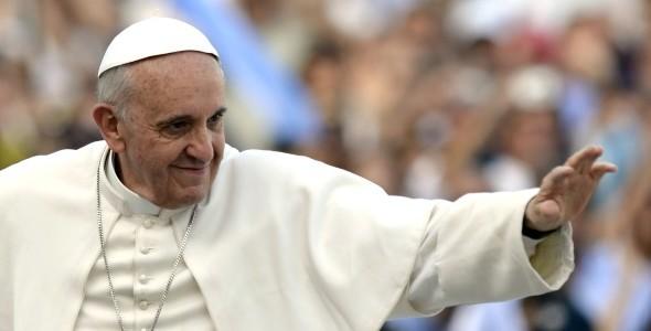 Firenze si prepara ad accogliere Papa Francesco