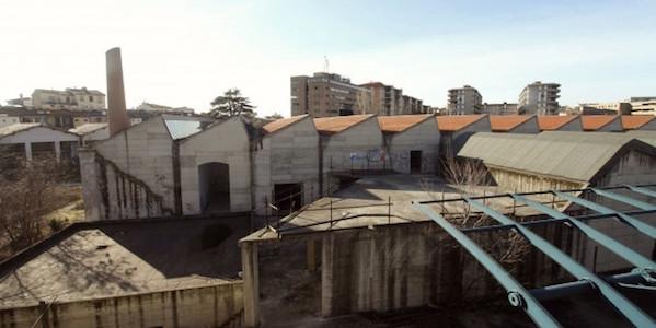 Al via i lavori nell area dell ex meccanotessile rosa for Lavori senato oggi