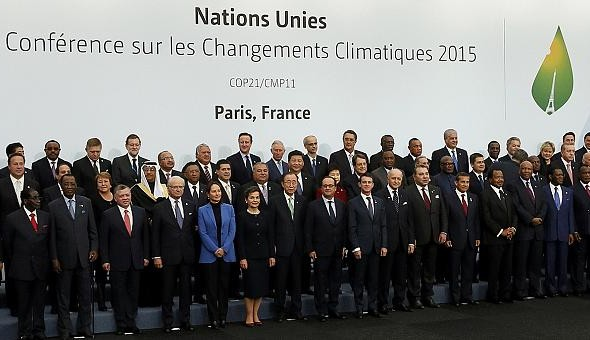 Parigi, sì a un accordo contro il surriscaldamento del pianeta