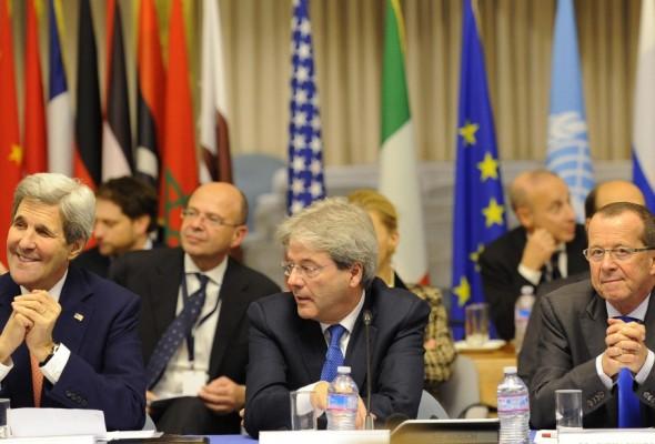 Accordo di Roma sulla Libia