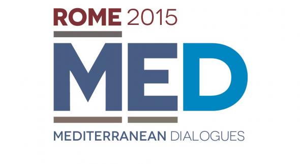 "Intervento del Premier #Renzi al Forum ""Med 2015-Rome Mediterranean Dialogues"""