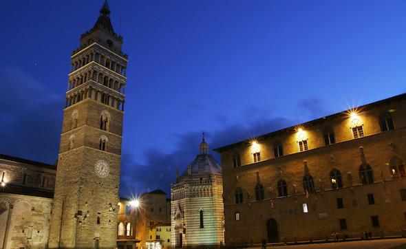 Pistoia Capitale della Cultura italiana 2017