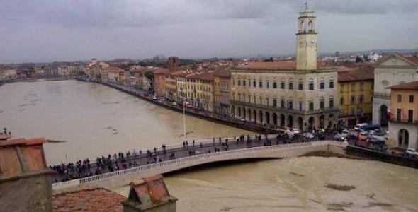 Nuovi cantieri e più fondi per la sicurezza dell'Arno