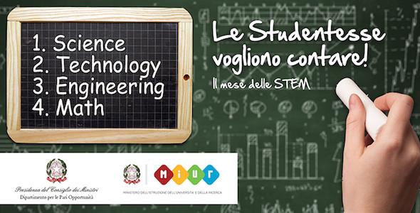 #WomenInScienceDay: il mese delle STEM