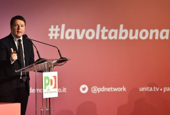 L'intervento di Matteo Renzi all'Assemblea Nazionale del PD
