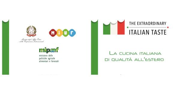 MIUR-MAECI-MIPAAF: firmato protocollo per la valorizzazione della cucina italiana di qualità all'estero