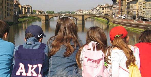 Firenze, manifestazioni per il 71° anniversario della Liberazione Italiana
