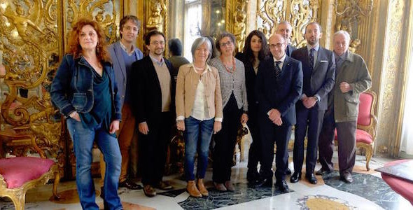 Gemellaggio tra le associazioni Esercizi Storici Fiorentini, Negozi Storici di Roma e Botteghe Storiche di Genova