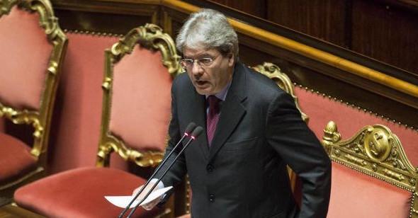 Senato: informativa del Ministro Gentiloni sul caso Regeni