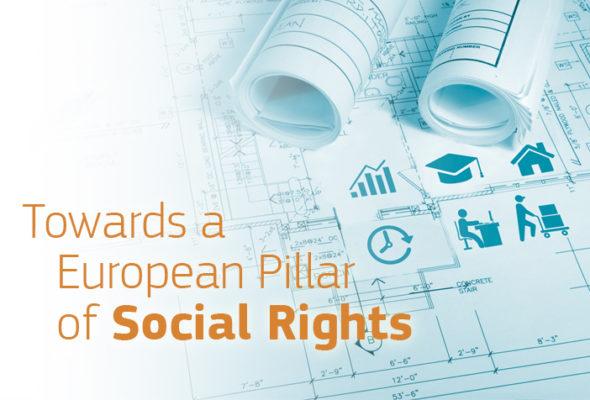 Pilastro europeo dei diritti sociali: al via la consultazione pubblica