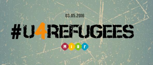 MIUR: presentata l'iniziativa #U4Refugees