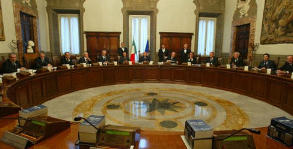 Consiglio dei Ministri del 24 marzo