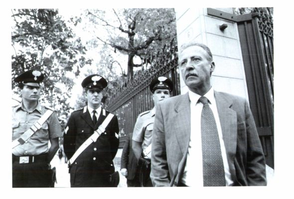 24esimo anniversario della morte di Paolo Borsellino