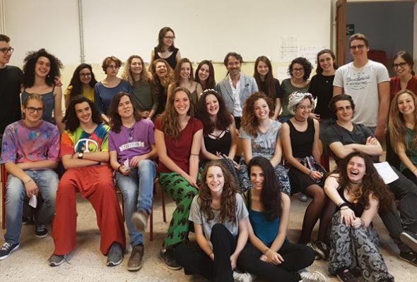 Il Liceo Classico Michelangiolo in diretta Rai per il nuovo anno scolastico
