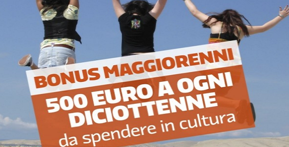 """""""Bonus cultura"""": la mia sottoscrizione all'interrogazione del senatore Pagliari al Ministro Giannini"""