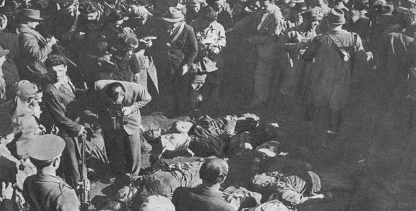 Sottoscrizione alla Mozione Chiti sulle stragi del 1943-1945