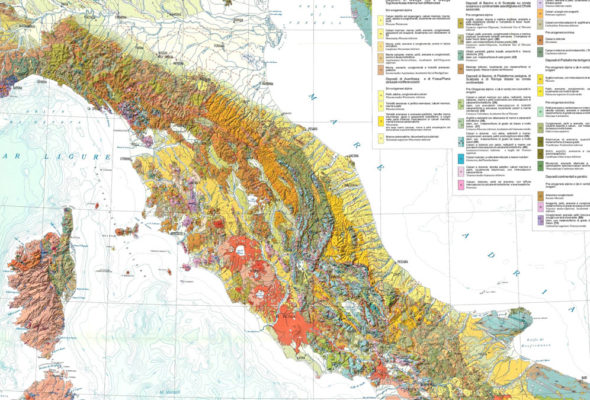 Approvata la mozione sulla carta geologica d'Italia