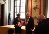 Istituzioni: Giani incontra in Consiglio regionale Rosa Maria Di Giorgi