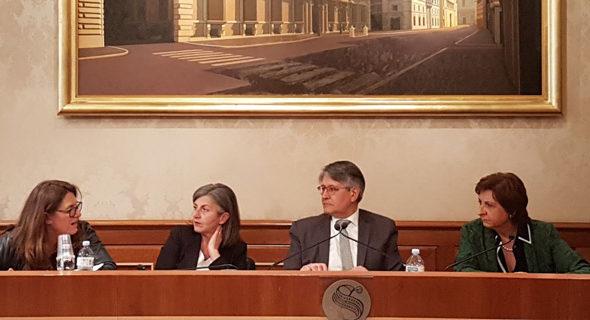 Violenza contro le donne, interrogazione urgente del sen. Moscardelli