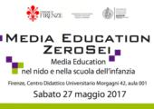 Firenze, convegno Media Education Zerosei