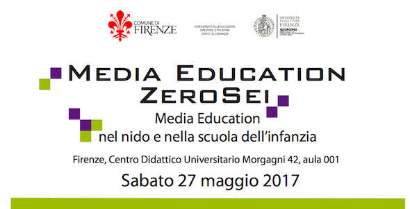 Firenze, convegno Media Education Zerosei