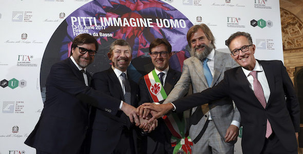 """Pitti: """"Una manifestazione da record che fa bene al Made in Italy e alla creatività dei nostri talenti"""""""