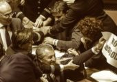 """Ius soli: """"È battaglia di civiltà, la bagarre al Senato mi rattrista"""""""