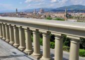 Piazzale Michelangelo. Grazie all'Art Bonusrestaurato uno dei simboli di Firenze