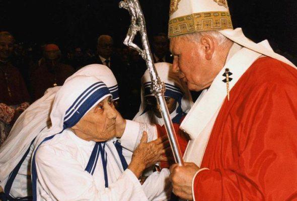 Santa Madre Teresa. Oggi il ventesimo anniversario della morte