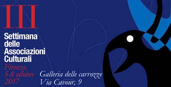 Firenze, III Settimana delle Associazioni Culturali