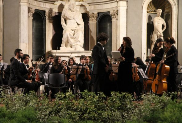 Palazzo Vecchio, concerto di beneficenza a favore delle missioni dell'Operazione Mato Grosso di Padre Ugo de Censi