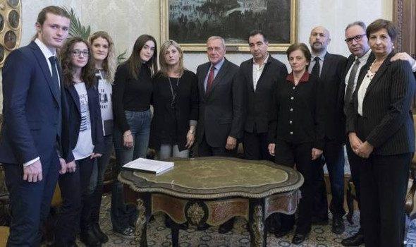 Giustizia per Ciatti. Consegnate le firme degli studenti fiorentini per chiedere un intervento delle istituzioni spagnole