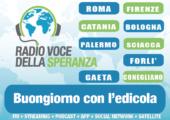 Intervista a Radio Voce della Speranza