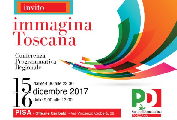 """Oggi """"Immagina Toscana"""". Invito al tavolo di lavoro su Cultura, Cinema e Spettacolo"""