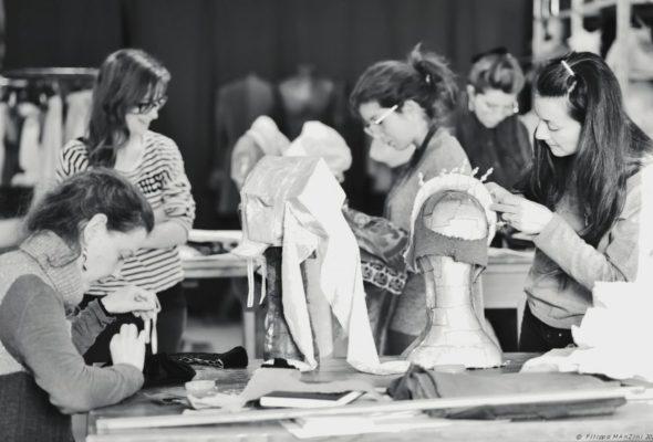 """Sartoria Teatrale Fiorentina: """"Non possiamo permettere che la città perda un altro pezzo della sua storia"""""""