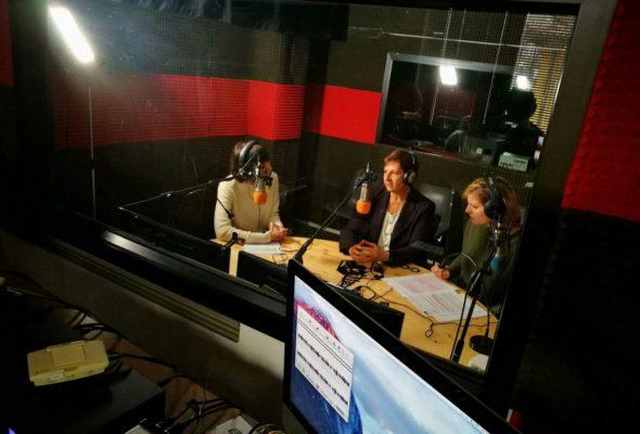 Controradio – Intervista alla vicepresidente del Senato, Rosa Maria di Giorgi