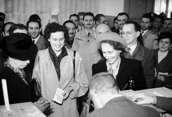 """73esimo voto donne. Di Giorgi: """"Tra Repubblica e diritti un legame inscindibile"""""""
