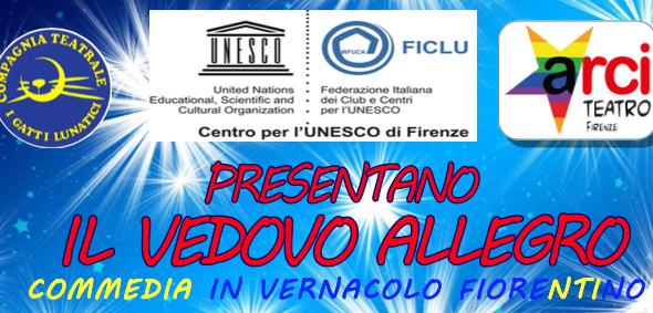 A l Teatro di San Quirico un'iniziativa per sostenere le attività del Centro per l'Unesco di Firenze