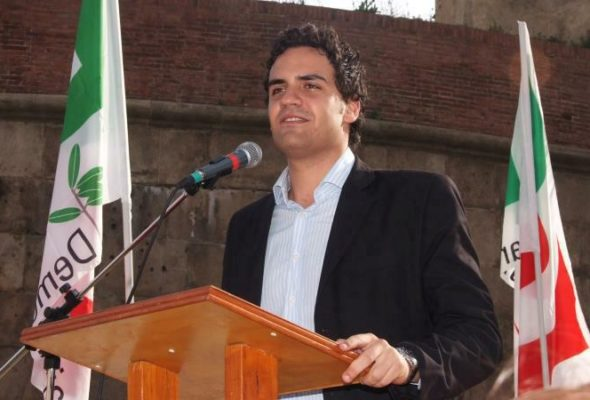 """PD. Di Giorgi: """"Con Valerio Fabiani per discontinuità e inclusività"""""""
