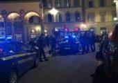 """Rissa in p.zza dei Ciompi: """"A Salvini dico: la  campagna elettorale è finita, mandi in città gli agenti richiesti"""""""