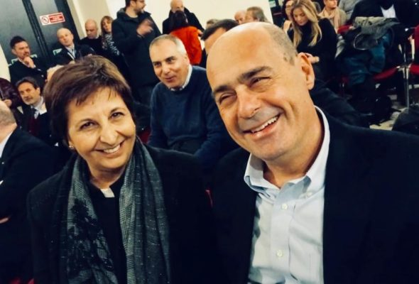 Il mio appello per il voto a Nicola Zingaretti