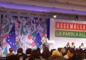 """Assemblea PD con Nicola Zingaretti segretario. """"Atmosfera positiva. Nuovo entusiasmo e voglia di crescere"""""""